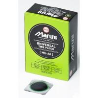 Заплата MU-A0 утолщенная резина MARUNI, 34 мм (100 шт. в упаковке)