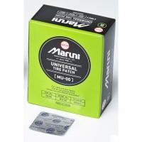Заплата MU-00 утолщенная резина MARUNI, 43 мм (100 шт. в упаковке)