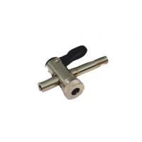 Дефлятор EAC-014 (хром)