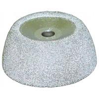 RH120 Абразивная полусфера 90/40мм, 13мм зерно 230